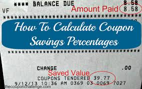 halloween mart coupon how to calculate coupon savings percentages jpg