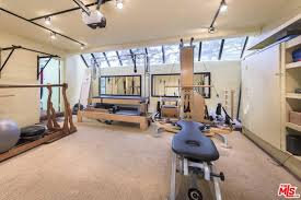 celebrity home gyms rent sting s malibu beach house for the summer celebrity trulia blog