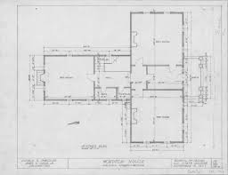 100 historic floor plans historic home preservation and