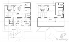 home layout designer 1872 sq ft kerala style home kerala home design