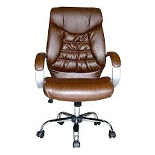 Pc Chair Design Ideas Desk Chairs Luxury Office Chairs Uk Leather Dark Brown Tufted