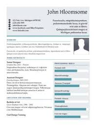 Free Resume Com Templates 89 Best Yet Free Resume Templates For Word Cover Letter Template
