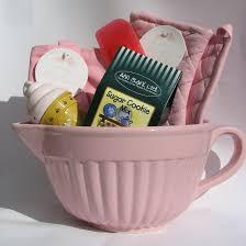 baking gift basket wedding gift baking basket lading for