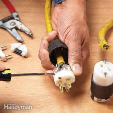 wiring a plug replacing a plug and rewiring electronics family