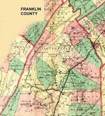 Map Of Lancaster Pa Franklin County Pennsylvania Usgenweb Project Land Of The Free