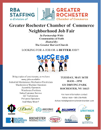 Resume For Warehouse Jobs by Upcoming Events Community Job Fair Greater Harvest