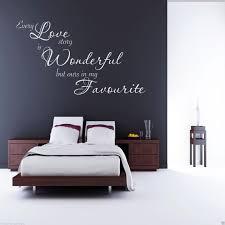 citation chambre chaque amour histoire mur sticker chambre citation sticker