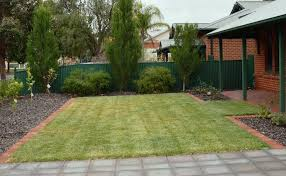 Front Garden Landscaping Ideas Garden Landscaping Ideas For Sloping Gardens Adelaide