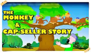 video for kids youtube kidsfuntv the monkey and the cap seller story bedtime story for kids youtube