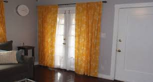 Orange Striped Curtains Curtains Wonderful Black And Orange Curtains Black White