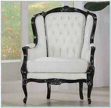 White Accent Chair Black And White Accent Chair Walmart Darnell Chairs