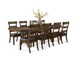 ozark table with 4 side chairs hom furniture furniture stores