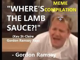 Meme Sauce - where s the lamb sauce meme compilation youtube