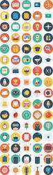 25 best flat icons ideas on pinterest flat design flat design