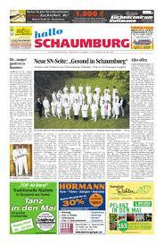 Esszimmer Bad Oeynhausen Speisekarte Hallo Schaumburg Vom 28 April 2012 By Schaumburger Nachrichten
