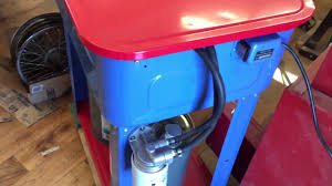 heated parts washer cabinet harbor freight parts washer upgrades and lessons learned youtube