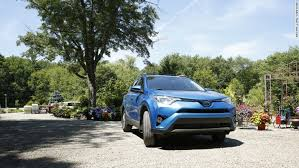 gas mileage on toyota rav4 the only thrill in driving toyota s rav4 hybrid is the gas mileage