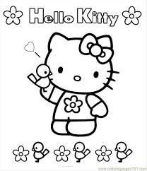 coloring pages kitty7 cartoons u003e kitty free printable