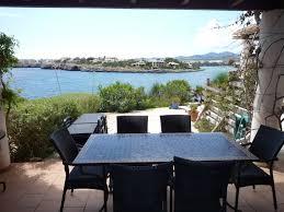 Holzhaus Mit Grundst K Kaufen Immobilien Casa Azul In 1 Linie Von Sa Punta
