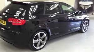 audi a3 2 0 tdi s line quattro 2011 audi a3 2 0 tdi s line black edition for sale in cardiff