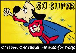 famous cartoon character dog names pethelpful
