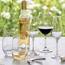 williams sonoma open kitchen wine glasses set of 4 williams