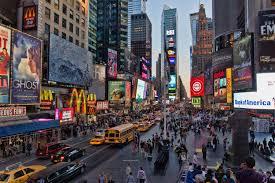 Street New York City Hd World Wallpapers Ololoshenka Pinterest by Times Square New York Usa City Cities Neon Lights Traffic Crowd