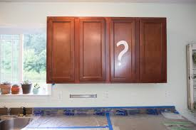 painting kitchen cabinet how to paint wood kitchen cabinets with white paint kitchn