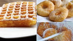 3 fr recettes de cuisine mardi gras 3 recettes de beignets gaufres ou croustillons façon