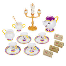 belle u0027s tea cart beauty beast