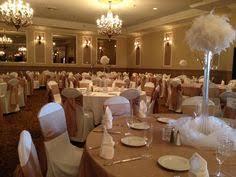 Grizzly Jacks Grand Bear Resort Wedding Ceremony | banquet space at grizzly jack s grand bear resort utica il photo
