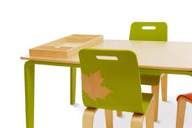 Toddler Table Chair Eco Friendly Wood Children Table Chair Furniture Design Iglooplay