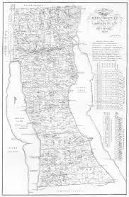 Land Ownership Map 1859 Cayuga Seneca County Ny Map
