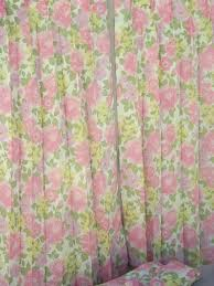 vintage curtains drapes u0026 drapery fabric u0026 hardware