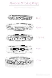 types of wedding ring types of wedding rings wedding ideas