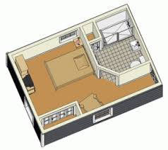 modular in law suite modular mother in law suite floor plan serpentine pinterest