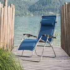 Lafuma Anti Gravity Chair Lafuma Rsx Lfm2001 3176 Padded Zero Gravity Recliner Blue Zero