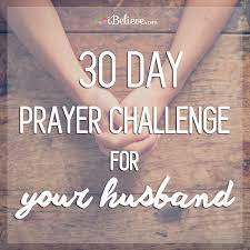 simple thanksgiving prayer 30 day prayer challenge for your husband experience change