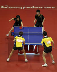 Table Tennis Doubles Rules Yan Guo Photos Photos 16th Asian Games Day 6 Table Tennis