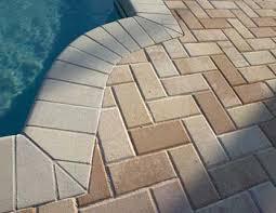thin pavers pool deck pavers tampa award winning brick pavers