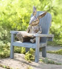 rabbit garden mcphee reading rabbit garden statue reviews joss