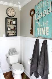 7 quick guest bathroom face lifts redfin