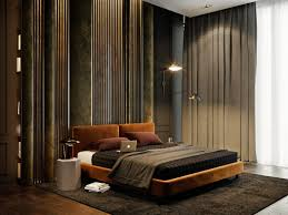 Mimar Interiors Bedroom Masculinedesign Masculinestyle Oko Apartment By Tolko