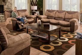 Catnapper Leather Reclining Sofa Furniture Nice Catnapper Portman Reclining 3 Piece Sofa Set