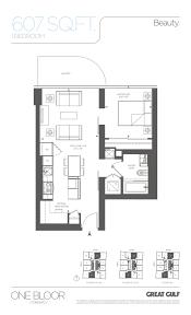 one bloor floor plans u2013 meze blog