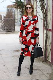 ruby red wrap dress diane von furstenberg dresses black roberto