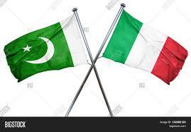 Pakistans Flag Pakistan Flag Italy Flag 3d Image U0026 Photo Bigstock