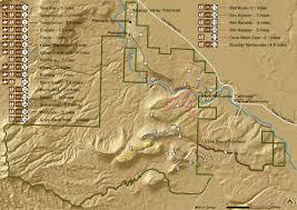 Utah Blm Map by Santa Clara River Reserve Utah Blm Sites