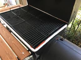 Char Griller Pro Deluxe Charcoal Grill how to seal up a char griller smoker and firebox gasket seal rtv