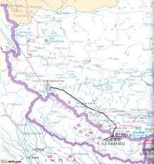 Tibetan Plateau Map Traversing The Tibet Plateau To Mount Kailash Page 8 Team Bhp